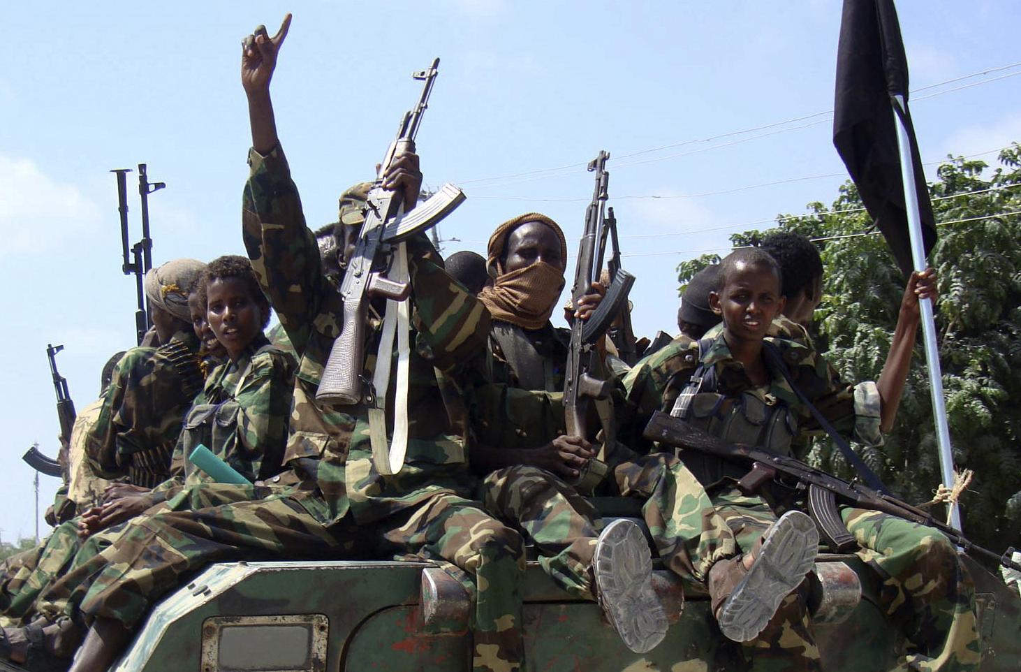 Shabaab Islamists